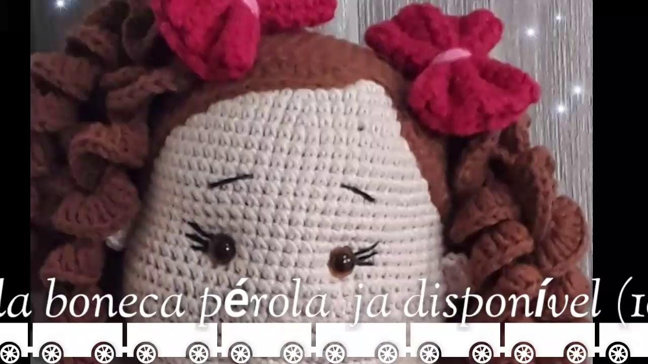 Kit Amigurumi Bonecas Turcas Receita Com Passo A Passo - R$ 22,00 ... | 720x1280