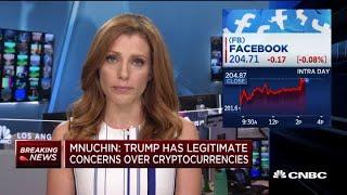 Facebook responds to Mnuchin's criticism of Libra