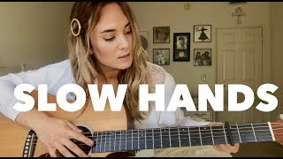 "Niall Horan - ""Slow Hands"" (Sophia Scott Cover)"