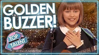 golden buzzer auditions
