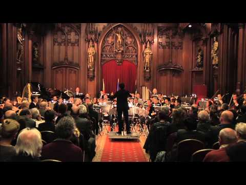 BELGIAN NATIONAL ORCHESTRA@BRUSSELS TOWN HALL, 26/03/2011