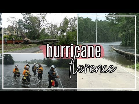 HURRICANE FLORENCE BRINGS DEVASTATION TO OUR STATE! | Page Danielle