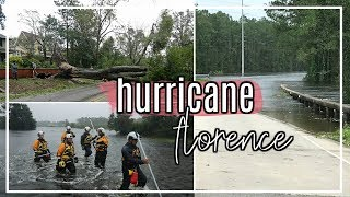 HURRICANE FLORENCE BRINGS DEVASTATION TO OUR STATE!   Page Danielle