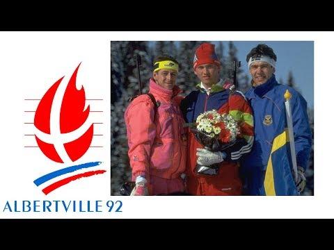 1992 Winter Olympics - Men