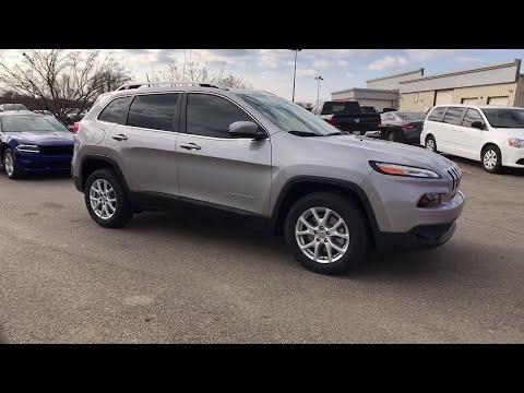 2018 Jeep Cherokee Owasso, Broken Arrow, Tulsa, Oklahoma City, OK, Wichita KS J758