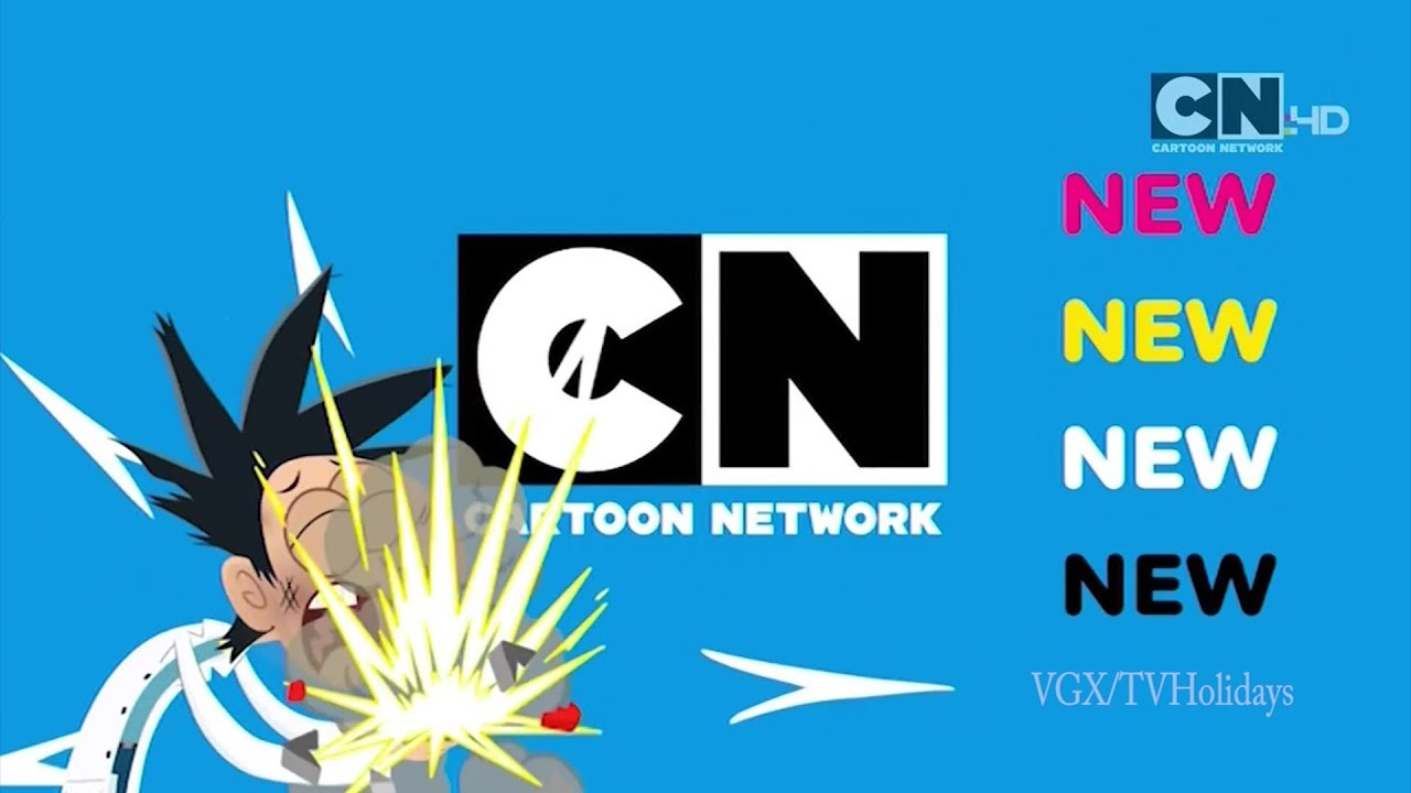 Cartoon Network HD UK Continuity September 2017