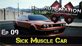 Sick Muscle Car :: Automation Game :: E9 :: Z One N Only