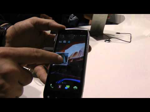 Acer Iconia Smart preview ita by HDblog @ MWC 2011