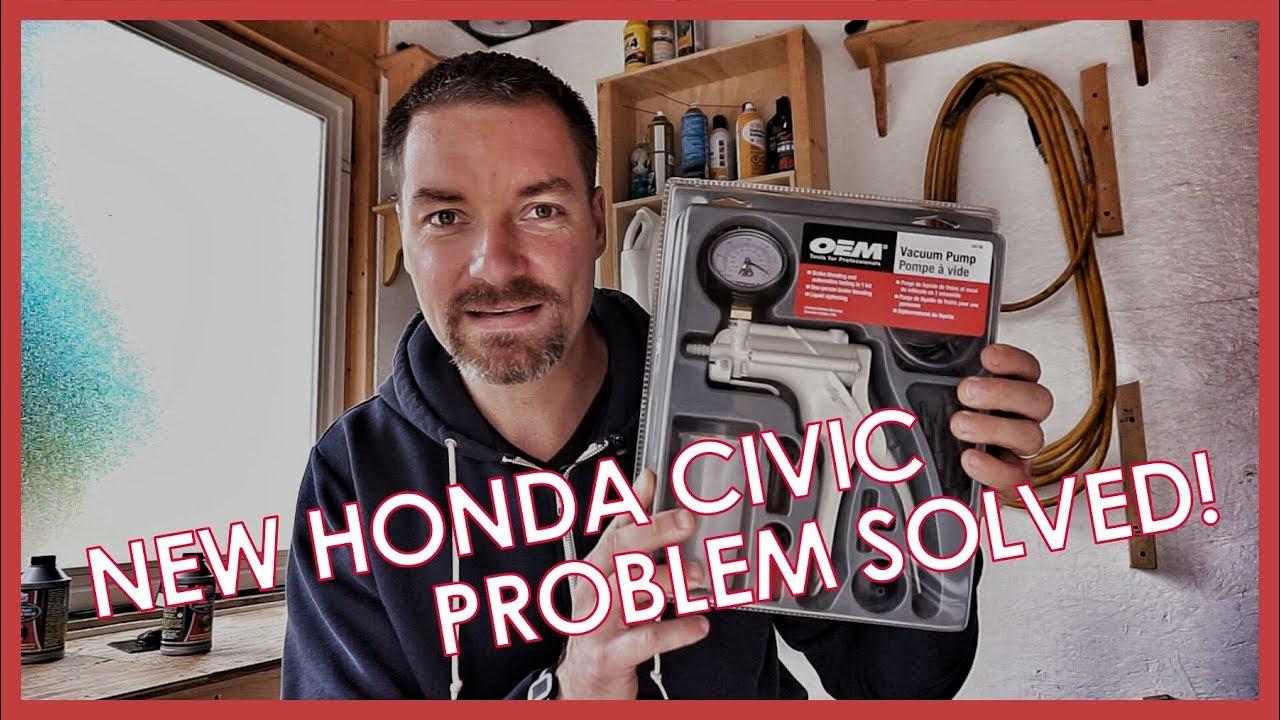 2017 Honda Civic Problem Solved
