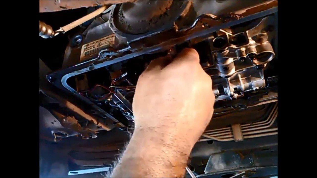 Ford Territory BTR ION DSI 4 Speed Automatic Transmission Limp Mode & Fix