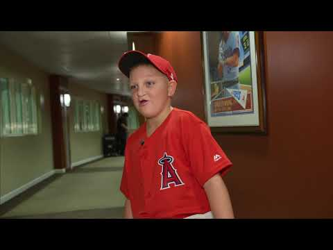 Bat Boy & Little League - SoCal Honda Dealers & Angels