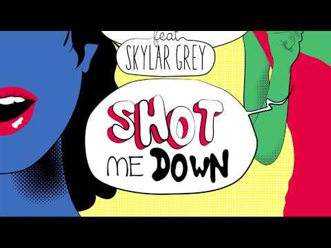 David Guetta  Shot me down ft Skylar Grey Subtitulada al Español