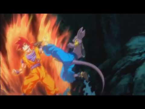 Goku vs Bills Filme Batalha dos Deuses DUBLADO PT BR '' HD