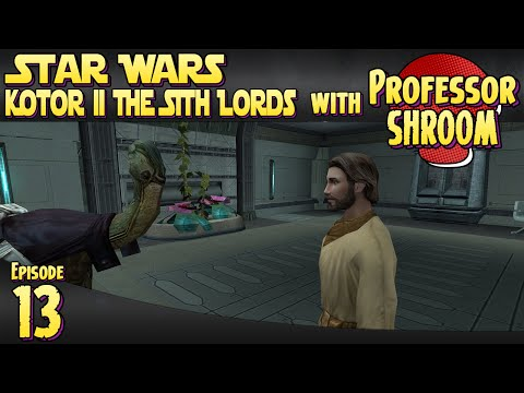 Star Wars Knights of the Old Republic 2 The Sith Lords - EP13 - Helping The Ithorians! |