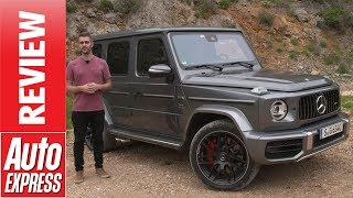 New 2018 Mercedes G-Class review – Old school charm meets new tech