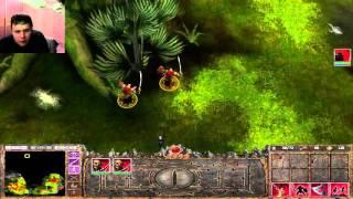 Властелин колец :Война Кольца (3 серия) Прохождение старых игр!
