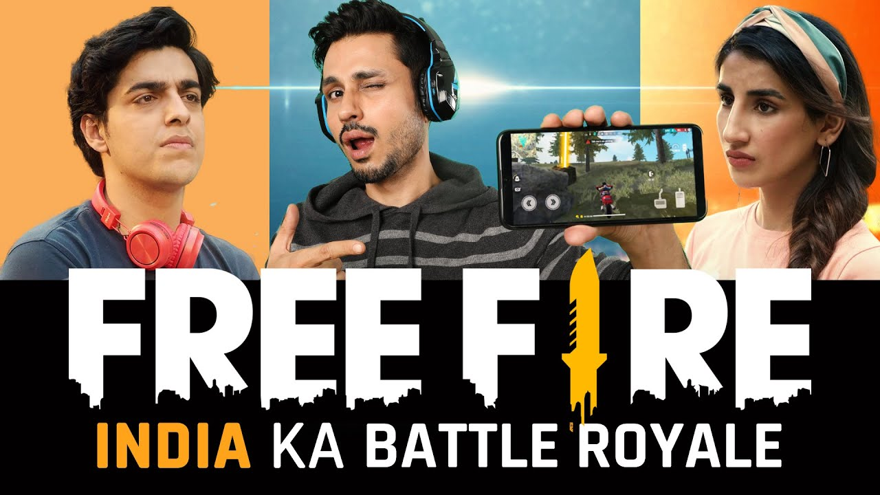 Download No Battery? No Problem! Free Fire #IndiaKaBattleRoyale