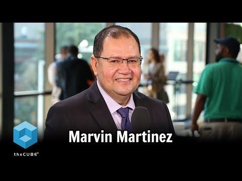 Marvin Martinez, East Los Angeles College | AWS Imagine 2018