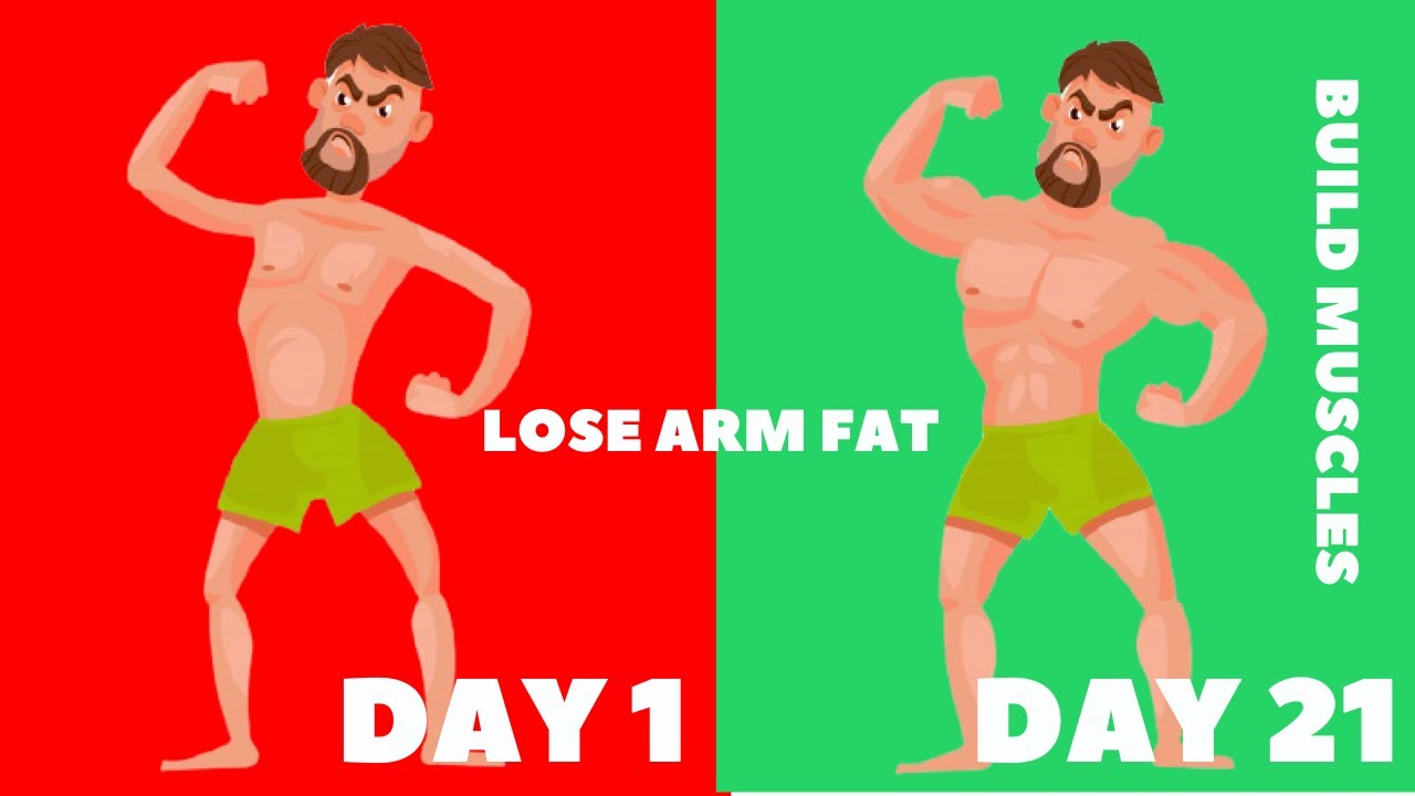 How To Lose Arm Fat Fast | 3 Methods To Reduce Arm Fat in 21 days At Home