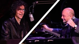 Billy Joel Town Hall hosted by Howard Stern // SiriusXM