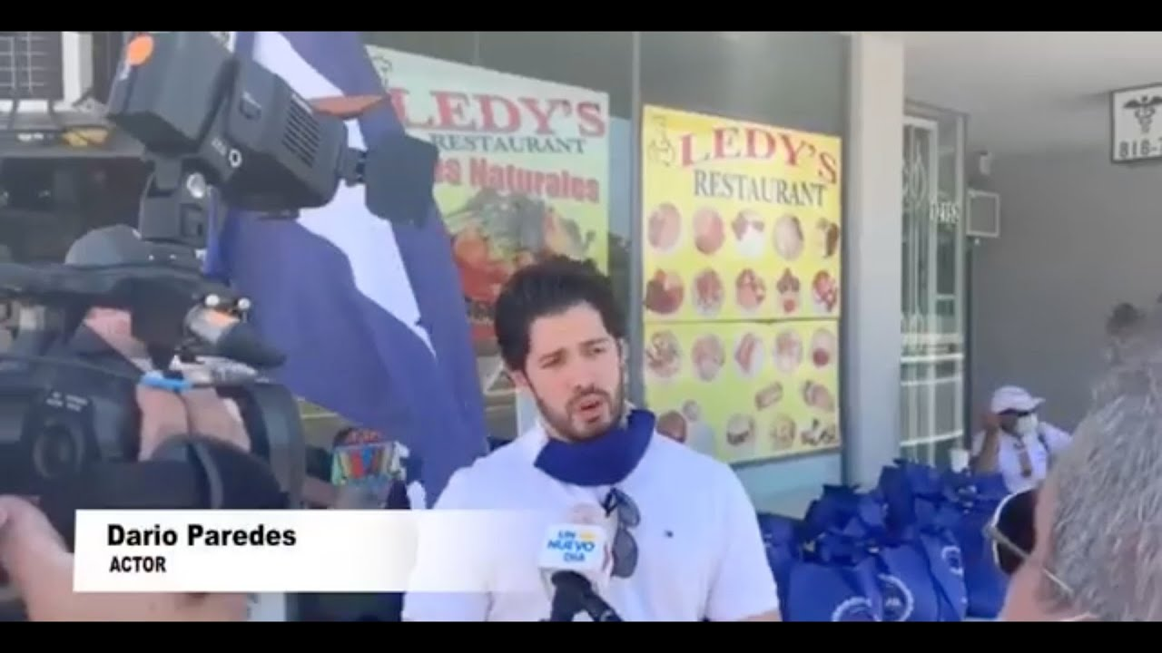 Goya & The Honduran Consulate Helps to Feed 500 Families in Los Angeles