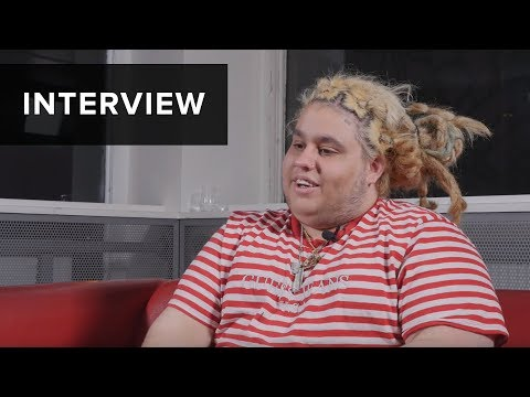 Fat Nick talks Music, Fashion and Sneakers while on Tour in Europe