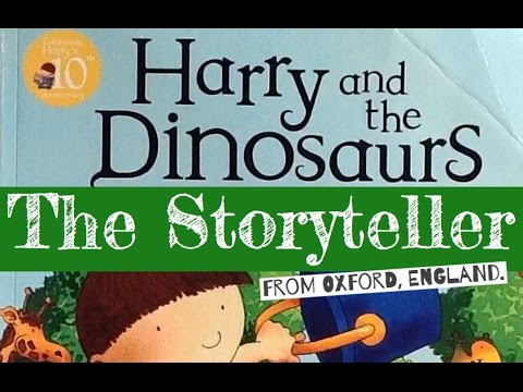 Harry and the Dinosaurs go wild!