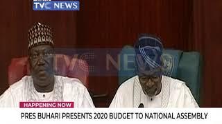 Speaker Gbajabiamila's Speech at 2020 Budget Presentation
