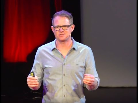 Reaching Escape Velocity: Pro Snowboarder to Rocket Scientist | Andrew Crawford | TEDxBigSky