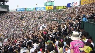 2014年5月25日(日) T2-5M 試合開始時のWe Are 千葉ロッテ~...