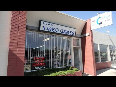 Luna Games - Game Rescue - Best Video Game Stores in America