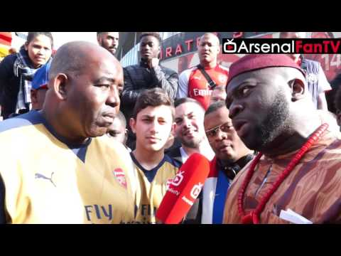 Arsenal 4 Aston Villa 0 | The AKB's & WOB's Should Cease Fire says Kelechi