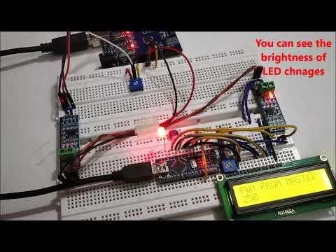 RS485 Serial Communication Between Arduino Uno And Arduino Nano