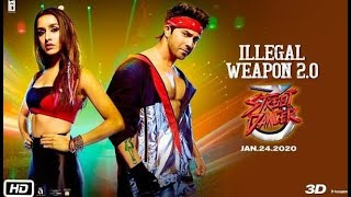 Illegal Weapon 2.0 Full Song | Kudiyan de seene vich tha vajda ve munda momi de najaiz hathyar warga