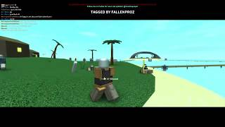 WRECKING NUBS IN A NERF WAR!!!!!! - Roblox