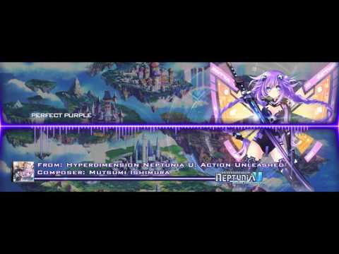 Hyperdimension Neptunia U: Action Unleashed - Perfect Purple [Extended] [HD]