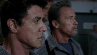 'Escape Plan' Trailer
