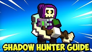 "HOW TO ""BUILD"" SHADOW HUNTER CLASS for TROVE ENDGAME (2019)"