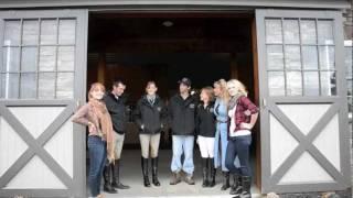 Equestrian Style & Hidden Hills Horse Farm!