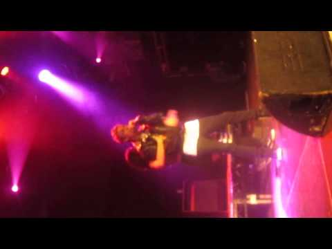 Aaron Carter show in London January 2015 Another summer night song