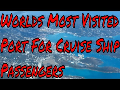 Worlds Most Visited Ports For Cruise Ship Passengers Plus Viewers Favourite Cruise Destinations