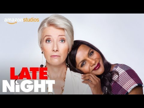 Late Night – Official Trailer #2 | Amazon Studios