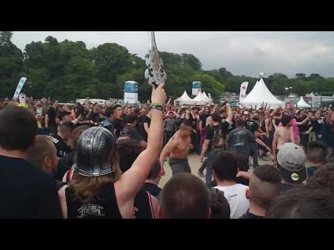 Download France 2016Mass hysteria Wall of death