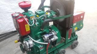 20 /15 KVA Diesel  generator  set Www.vidhatagroup.com