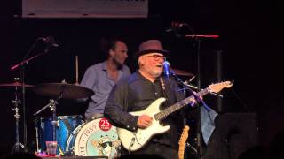 Duke Robillard (US) - Impromptu Blues+Jump The Blues For You - Frederikshavn Blues Festival 2014