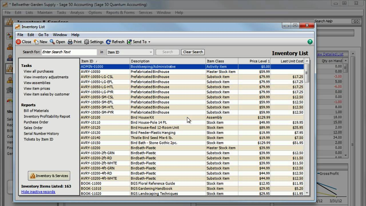Automatically Creating Your Purchase Orders in Sage 50 Accounting ...