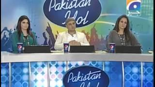 atif aslam live insult in pakistan idol