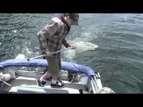 Loon Lake Fishing 2012