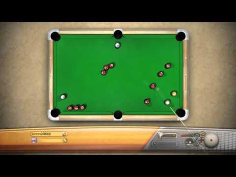 Bankshot Billiards 2 Gameplay  —  XBox 360 {60 FPS}