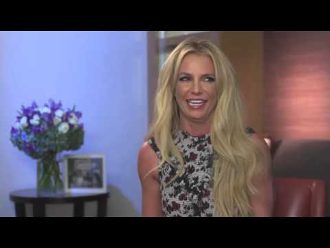Britney Spears EXTENDED Sunrise Interview October 2016 - talkin Adele & Pokemon Go